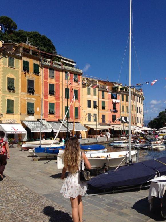 Escale à Portofino