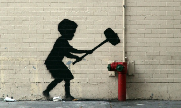 banksy-hammer-boy-new-york-city-0