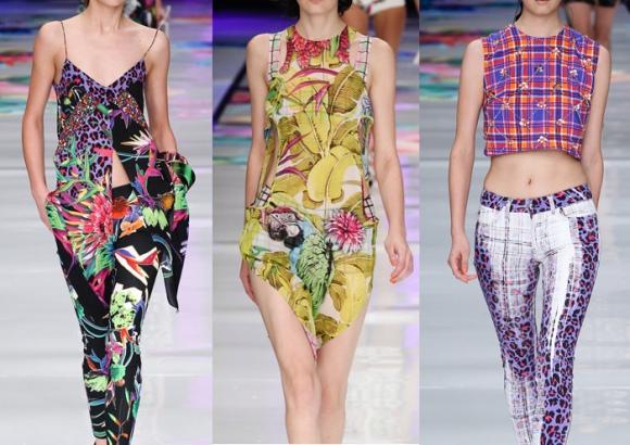 Just_Cavalli_SS14_Milan_Print_trends_runway